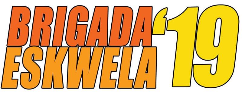 2019 Brigada Eskwela logo