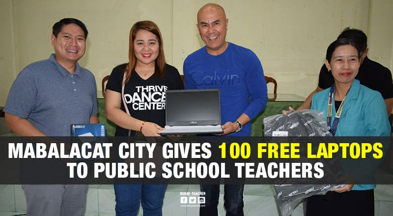 Free Laptops Public School Teachers